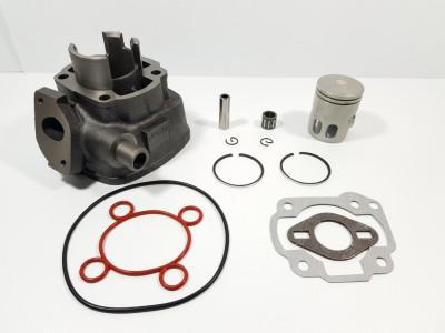 Kit Cilindru Set Motor Scuter Benelli - Beneli 491 49cc 50cc Racire APA foto