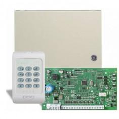 Sistem de alarma DSC PC1404 4 ZONE+TASTATURA