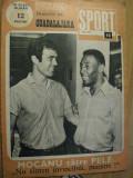 Revista Sport/fotbal 1970 - Mexico 70 (mai 1970 / nr. 10)