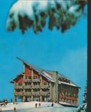 "CPI B13338 CARTE POSTALA - PREDEAL. HOTEL ""CLABUCET PLECARE"""