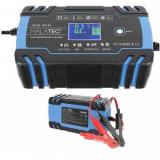 Incarcator (redresor) baterii Auto, Moto si Truck 12/24 V cu Functie de Reparare Baterie