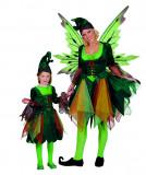 Costum fete petrecere 2 piese - SPIRIDUS - ELF - M 152