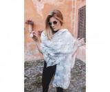 Esarfa dama Pashima Alaska Vintage 100x160 cm