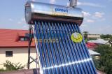 Kit Panou solar apa calda INOX nepresurizat 1ENERGY 150 litri - cu vas flotor