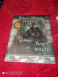 """REVISTA""""THE LORD OF THE RINGS - PIESE DE SAH - ULTIMA BATALIE"""" NR. 23"""