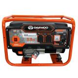 Generator DAEWOO GDK3600 3.3kW max 3.6kW cu roti si maner