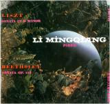 Liszt_Beethoven_Li Mingqiang - Sonata In B Minor_Sonata Op. 110 (Vinyl)