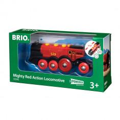 Locomotiva rosie puternica Brio 33592