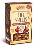 Life Sweets din hrisca germinata si cocos raw bio 100g