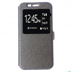 Husa Flip Cover Samsung Galaxy A5 (2017) A520 Neagra