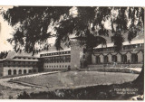 CPIB 15770 CARTE POSTALA - POIANA BRASOV. HOTELUL TURISTIC, RPR, Circulata, Fotografie