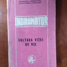 CULTURA VITEI DE VIE ÎNDRUMĂTOR de FL. GEORGESCU & COLAB.