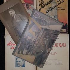 """Cumpara ieftin BACALBASA CONSTANTIN - BUCURESTII DE ALTADATA (EDITIE COMPLETA IN 5 VOLUME, VOLUMUL 5 CUPRINDE TITLUL """"CAPITALA SUB OCUPATIA DUSMANULUI 1916-1918"""")"""