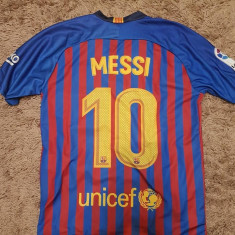 TRICOU MESSI F.C.BARCELONA SEZON 2018-2019 MARIMI XS,S,M,L,XL,XXL, Din imagine