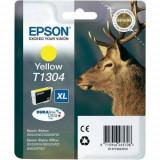 Consumabil Epson Consumabil cartus cerneala Yellow T1304 DURABrite Ultra Ink