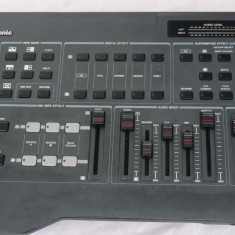 Mixer digital audio-video Panasonic WJ-AVE5 si WJ-AVE1