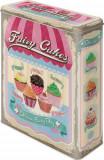 Cutie de depozitare metalica - Fairy Cakes