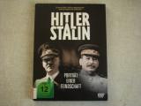 HITLER STALIN Portretul unei Ostilitati - DVD Original ca NOU