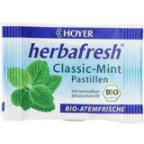 Pastile Respiratie Proaspata cu Menta Herbafresh Clasic Bio 17 grame Hoyer Cod: 4002029067121