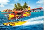 Puzzle Castorland 54 mini Avion 4