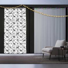 Draperie decor, Cipcici, poliester 100 procente, 140 x 260 cm, 785CPC7140