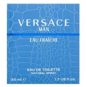 Versace Eau Fraiche Man eau de Toilette pentru barbati 50 ml