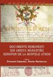 Documente românesti în arhiva mǎnǎnstirii Xenofon de la M. Athos
