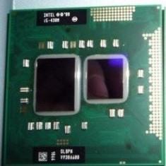 Procesor laptop Intel Core I5-430M SLBPN 2.26Ghz Socket G1