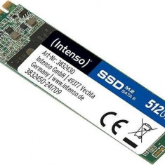 SSD Intenso Top 512GB M.2 2280