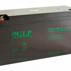 Baterie (acumulator) GEL MPL Power GLPG 150-12, 150Ah, 12V, deep cycle