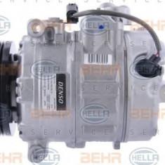 Compresor clima / aer conditionat BMW Seria 7 (E65, E66, E67) (2001 - 2009) HELLA 8FK 351 340-491