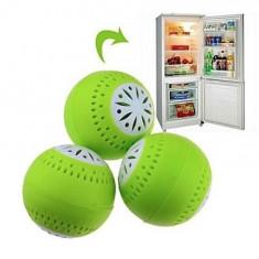 Set 6 Bile de igienizare pentru frigider