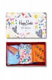 Happy Socks - Sosete Mothers Day Gift Box (3-pak)