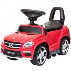 Masinuta fara pedale cu roti din cauciuc Mercedes-Benz