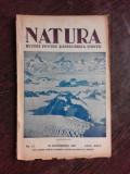 REVISTA NATURA NR.11/1937