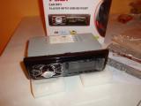 CD player auto mp3 radio casetofon USB aux cu telecomanda, Peiying