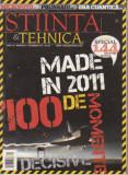 Stiinta si tehnica, Nr. 9/2011