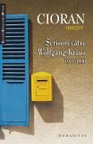 Scrisori către Wolfgang Kraus