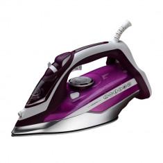Fier de călcat cu aburi violet ZEPHYR ZP 1050 BХC cu o putere de 2800W