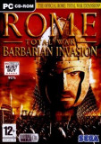 Rome Total War Barbarian Invasion Pc