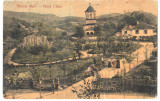 SV * Ocnele Mari * PARCUL CLAUS * Biserica * 1911