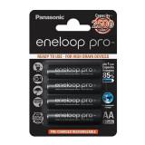 Acumulatori AA 2500 mAH Panasonic Eneloop PRO