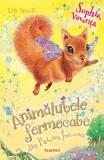 Sophie, veverita. Seria Animalutele fermecate din Padurea Inrourata - Lily Small