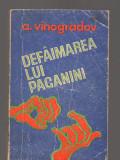 C9437 DEFAIMAREA LUI PAGANINI - A. VINOGRADOV