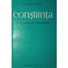 CONSTIINTA - JAROSLAV PUTIK