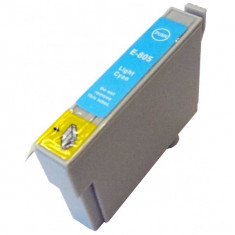 Cartus Epson T0805 compatibil light cyan de capacitate mare
