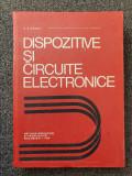DISPOZITIVE SI CIRCUITE ELECTRONICE - Sandu