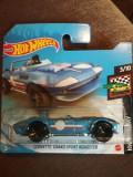 Hot Wheels Roadsters: Maşinuţă Corvette Grand Sport Roadster, 1:64
