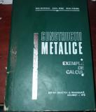 CONSTRUCTII METALICE-DAN MATEESCU,D.ROSU,I.CARABA
