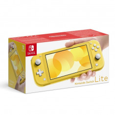 NINTENDO SWITCH LITE YELLOW CONSOLE - GDG